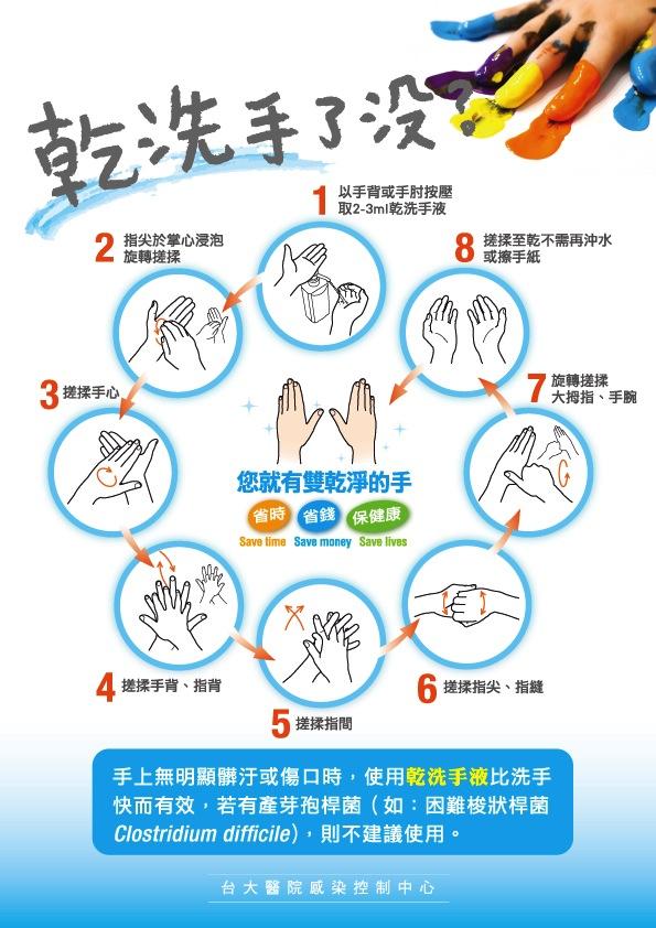 乾洗手宣導1